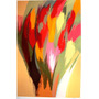 Ventura Vaso Flores Serigrafia Pop Art Linda Em 12x S/juros