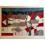 Fang - Casario - Serigrafia Rara E Antiga Década De 80
