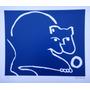 Aldemir Martins - Gato Azul - Belíssima Serigrafia