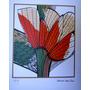 Aldemir Martins - Flor Tropical 1 - Linda Serigrafia!