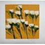 Olimpia Couto - Serigrafia Maravilhosa Composição Floral