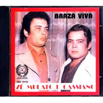 Cd Zé Mulato E Cassiano - 1980