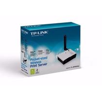 Print Server Tp-link Tl-wps510u 54mbps Wireless Usb2.0