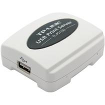 Print Server Tp-link Tl-ps110u 1- Port Ethernet / 1-usb2.0