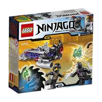 Lego Ninjago 70720 Hover Hunter. Estoque No Brasil