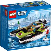 Lego City - Race Boat - 95 Peças - 60114 Pronta Entrega