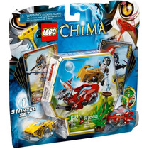 Lego 70113 Combates Chi Legends Of Chima 92 Peças