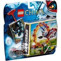 Lego 70100 Ring Of Fire Legends Of Chima 83 Peças