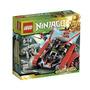 Lego Ninjago 70504 - Tanque Devastador - 328 Peças
