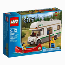 Lego City Trailer 60057