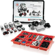 Lego Mindstorms 45544 Education Ev3 Core Set! Novo!
