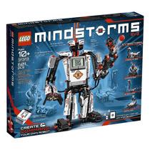 Lego 31313 Ev3 Mindstorms - 601 Peças - Frete Grátis
