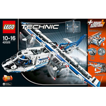 Lego 42025 Lego Technic Avião De Carga