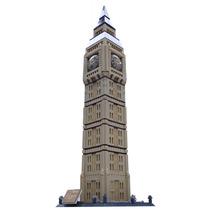 Big Ben De Londres - Bloco De Montar (similar Lego) 1642 Pcs