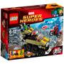 Lego 76017 Super Heroes Capitão America Contra Hydra 172 Pç