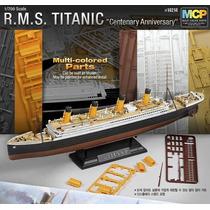 Navio Titanic Replica 1/700 Kit Completo.
