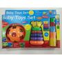 Brinquedo Didático Educacional Baby Toys Set - Pica-pau