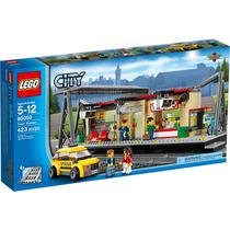 Lego 60050 City Estação De Trem - Pronta Entrega