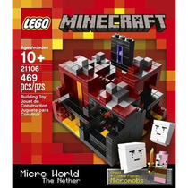 Lego Cuusoo Minecraft Micro World