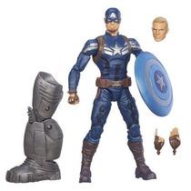 Boneco Marvel Captain America