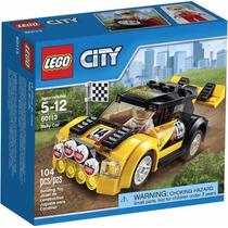 Brinquedo Blocos Montar Lego City Carro De Rally 60113