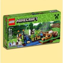 Lego Minecraft 21114 - A Fazenda