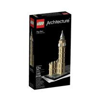 Lego Architecture 21013 The Big Ben - 346 Pçs