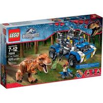Lego Jurassic World T Rex Tracker 75918- ***pronta Entrega**