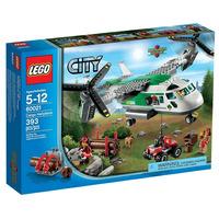 Lego 60021 - Lego City - Helitransporte De Carga 393 Peças