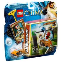 Brinquedo Novo Lego Chima Speedorz Cachoeira Chi 70102