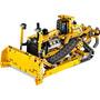 Lego Technic: Bulldozer 42028 No Brasil A Pronta Entrega