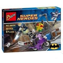 Lego Similar Super Heroes Batman 89 Pcs Promoção Pouco Tempo