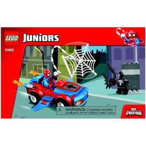 Lego Marvel Super Heroes Ataque Do Carro Aranha Código 10665