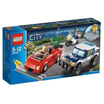 60007 Lego City Perseguição Em Alta Velocidade