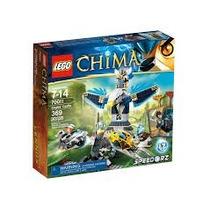 Lego Chima 70011 - Castelo Da Águia (novo)