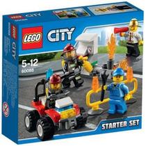 60088#1 Lego City / Fire Fire Starter Set