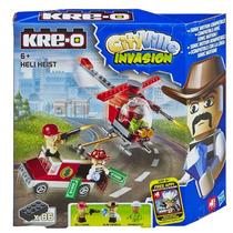 Kre-o Cityville Invasion - Fuga Na Cidade - Hasbro
