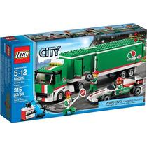 Lego City - Caminhão Do Grande Prêmio (60025)