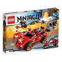 Lego Ninjago 70727 X-1 Ninja Charger 426 Pç Pronta Entrega