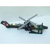Lego Tecnic Brinquedo Antigo Lego Helicoptero Grande