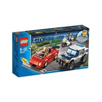 Lego City 60007 - Perseguição Da Polícia Em Alta Velocidade