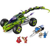 Emboscada Do Caminhão Dentre De Víbora Ninjago Similar Lego