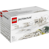 Lego Architecture Studio 21050 No Brasil A Pronta Entrega