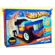 Hot Wheels Rasti Monster Truck - 55pç