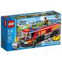 Lego City Caminhão De Combate Ao Fogo No Aeroporto 60061