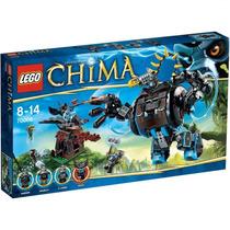 Lego Chima - O Gorila Atacante De Gorzan 70008