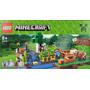 Lego 21114 Minecraft The Farm (fazenda) - Estoque No Brasil