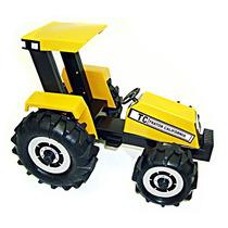 Trator De Plastico Grande Brinquedo Infantil Frete Grátis