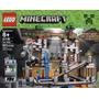 Lego 21118 Minecraft The Mine (a Mina) - Estoque No Brasil