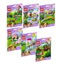 Lote Lego Friends 6 Modelos 41020 21, 22, 23, 24 E 25